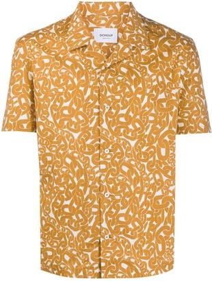 Dondup All-Over Print Shirt