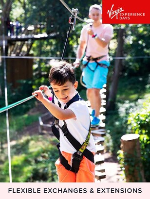 Virgin Experience Days Go Ape Junior Tree Top Adventure for Two in a Choice of 20 Locations