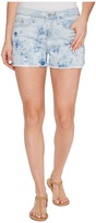 Calvin Klein Jeans Weekend Shorts in Marble Wash Women's Shorts