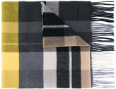 DSQUARED2 check scarf - men - Virgin Wool - One Size