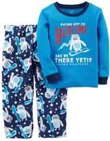 Carters Baby Boy Carter's 2-pc. Top & Pants Pajama Set