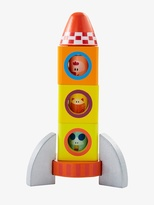 Vertbaudet Build Your Own Wooden Rocket Game
