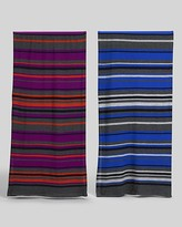 Women's Maggy M Stripe Scarf- 74