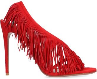 Aquazzura wilde Fringe Sandals