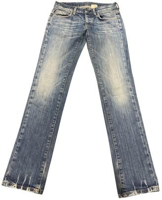 Mauro Grifoni Blue Denim - Jeans Jeans for Women