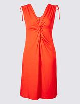 M&S Collection Knot Front Vest Dress