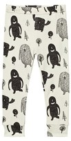 Tobias & The Bear White Monster Squad Leggings