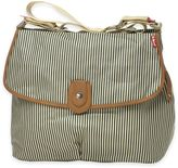 Babymel BabymelTM Satchel in Navy Stripe