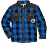 Petit Lem Little Boy's Cotton Casual Button-Down Shirt