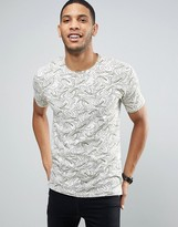 ONLY & SONS T-Shirt with All Over Print