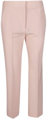 Stella McCartney Light Pink Wool Trousers
