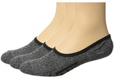 Vans Classic Super No Show 3 Pair Pack Men's No Show Socks Shoes