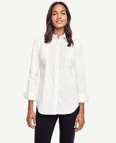 Ann Taylor Tall Perfect Shirt