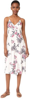 Somedays Lovin Women's Mary May Midi Floral Print Jumpsuit