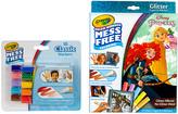 Crayola Disney Princess Glitter Coloring Paper & 10-CT. Pastel Marker Set
