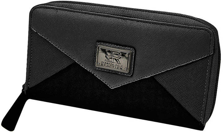 Kenneth Cole Reaction Greenwich Ave Colorblock Clutch Wallet