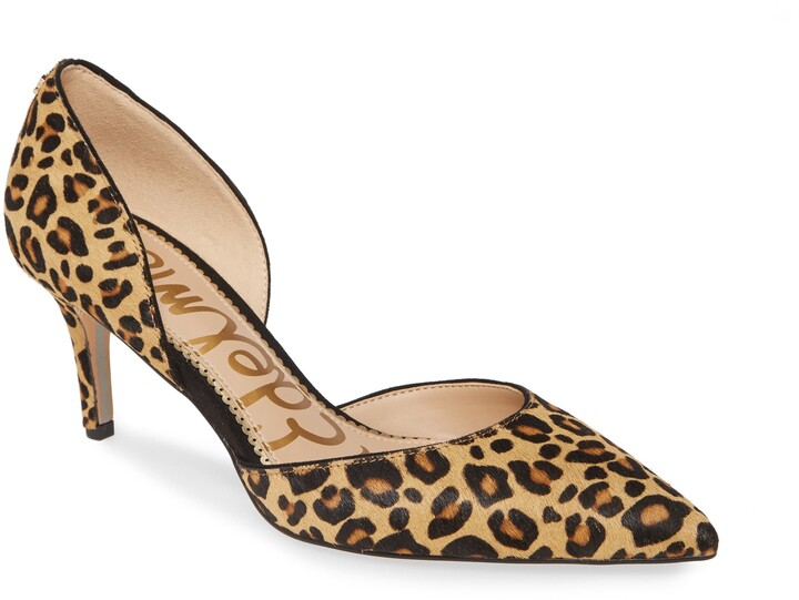 Sam Edelman Leopard Heels | Shop the