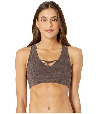 Beyond Yoga Spacedye Across the Strap Bra
