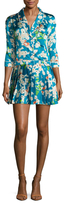 Lucca Couture Priscilla Printed Shirtdress