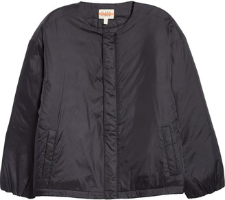 Eileen Fisher Recycled Nylon Flight Jacket
