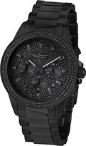 Jacques Lemans Women's Analogue Watch with Black Dial Analogue