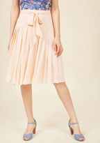ModCloth Sunday Swing Midi Skirt in XL