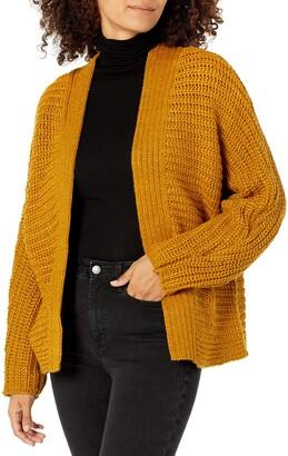 BB Dakota Women's Knit Rewind Sweater