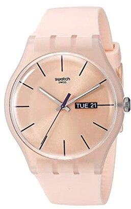 Swatch Rose Rebel - SUOT700