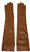 Marni Leather Elbow-Length Gloves