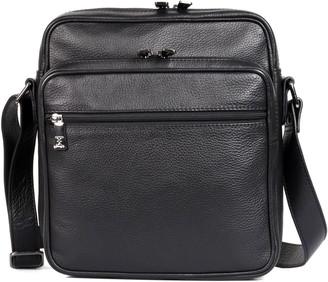 Hanson Karla RFID Roger Leather Crossbody Bag