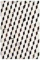 "Safavieh Studio Leather Collection Runner Rug, 2'3"" x 7'"