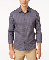Michael Kors Men's Brody Check Long-Sleeve Shirt