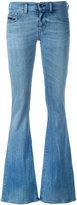 Diesel flared jeans - women - Cotton/Polyester/Spandex/Elastane - 29