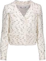 Oscar de la Renta Bouclé-tweed jacket