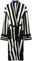 Haider Ackermann stripe long cardigan
