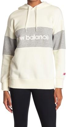 New Balance Stadium Logo Knit Hoodie
