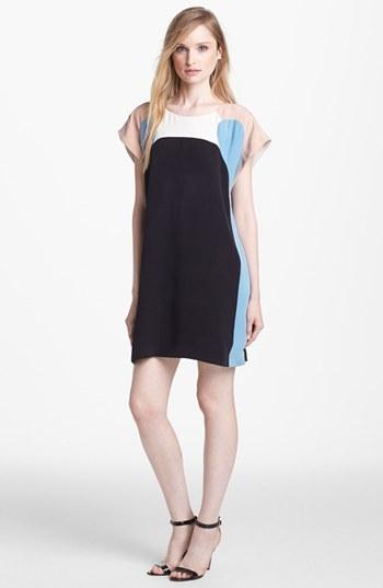 Rebecca Minkoff 'Otis' Silk Shift Dress