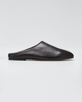Emme Parsons Glider Leather Slide Mules