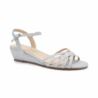 Paradox London Pink Women's Winslow Ankle Strap Sandals