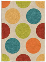 Home Outfitters Silly Circles Kids Area Rug