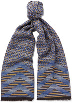 Missoni - Fringed Virgin Wool Scarf
