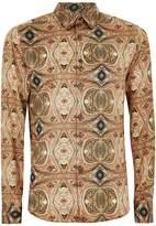 Topman Premium Printed Shirt