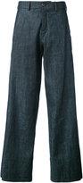 Societe Anonyme Elvis pants - women - Cotton - 42