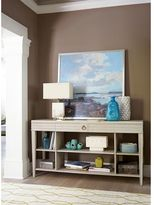 Universal Furniture California Console Table in Malibu Finish