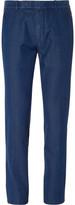 Tom Ford - Blue Slim-fit Denim Trousers