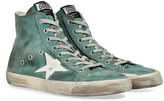 Golden Goose Ciel Suede Francy Sneakers