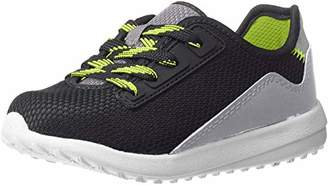 Carter's Boys' Paow Mesh Athletic Sneaker with Bungee Laces