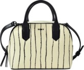 DKNY Twine Stripe mini satchel