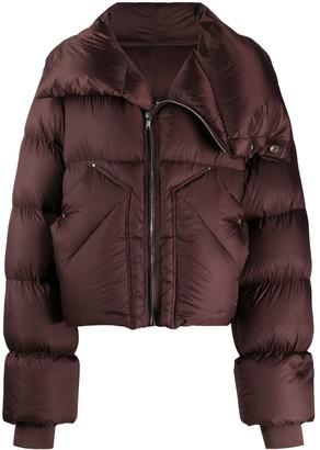 Rick Owens Padded Oversized Down Jacket