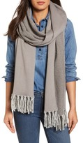 Donni Charm Women's Poodle French Terry Scarf